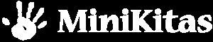 Minikitas Logo Weiß